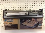 BLUE HAWK Tile Cutter TILE CUTTER